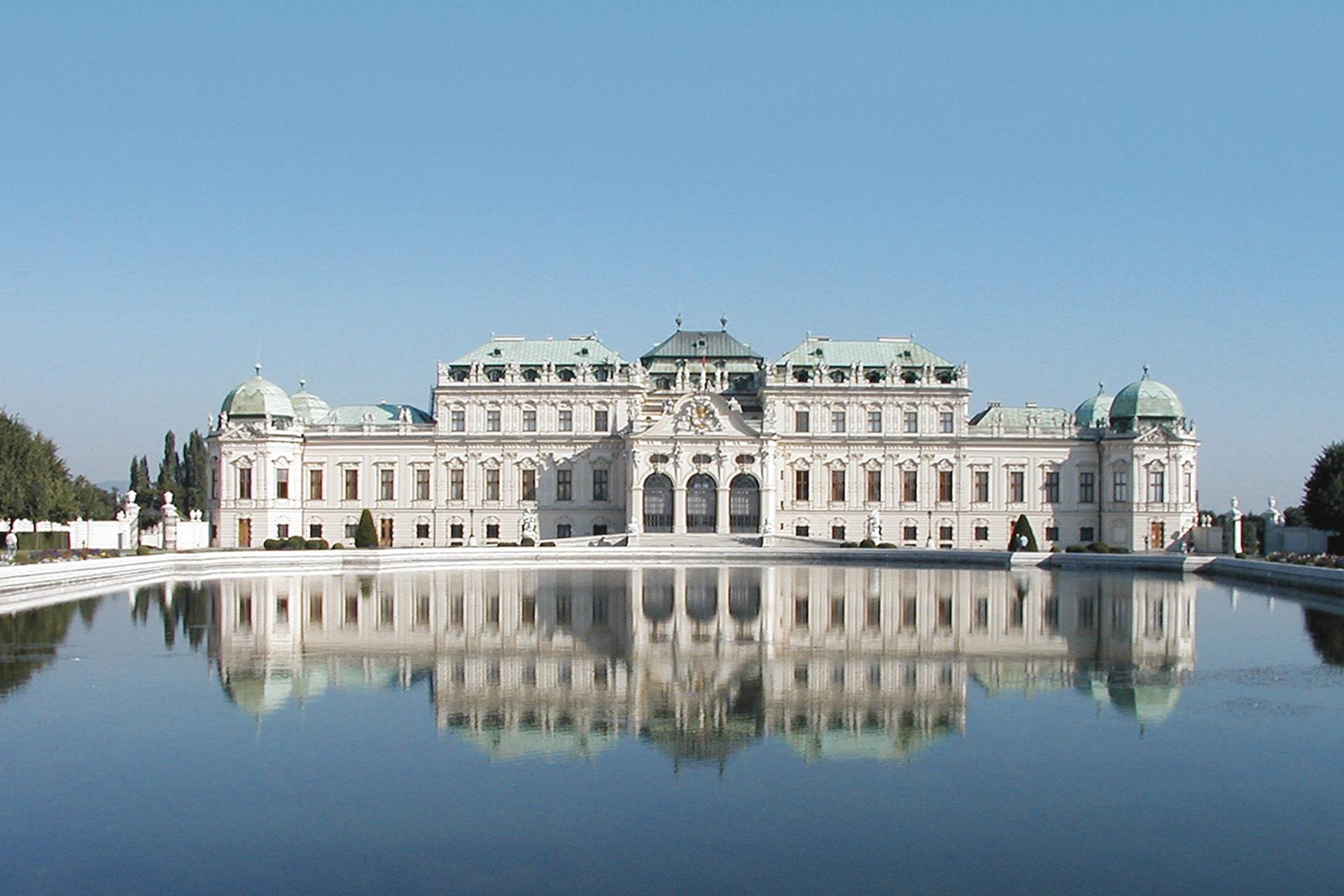 Reopening of the Upper Belvedere | Belvedere Museum Vienna
