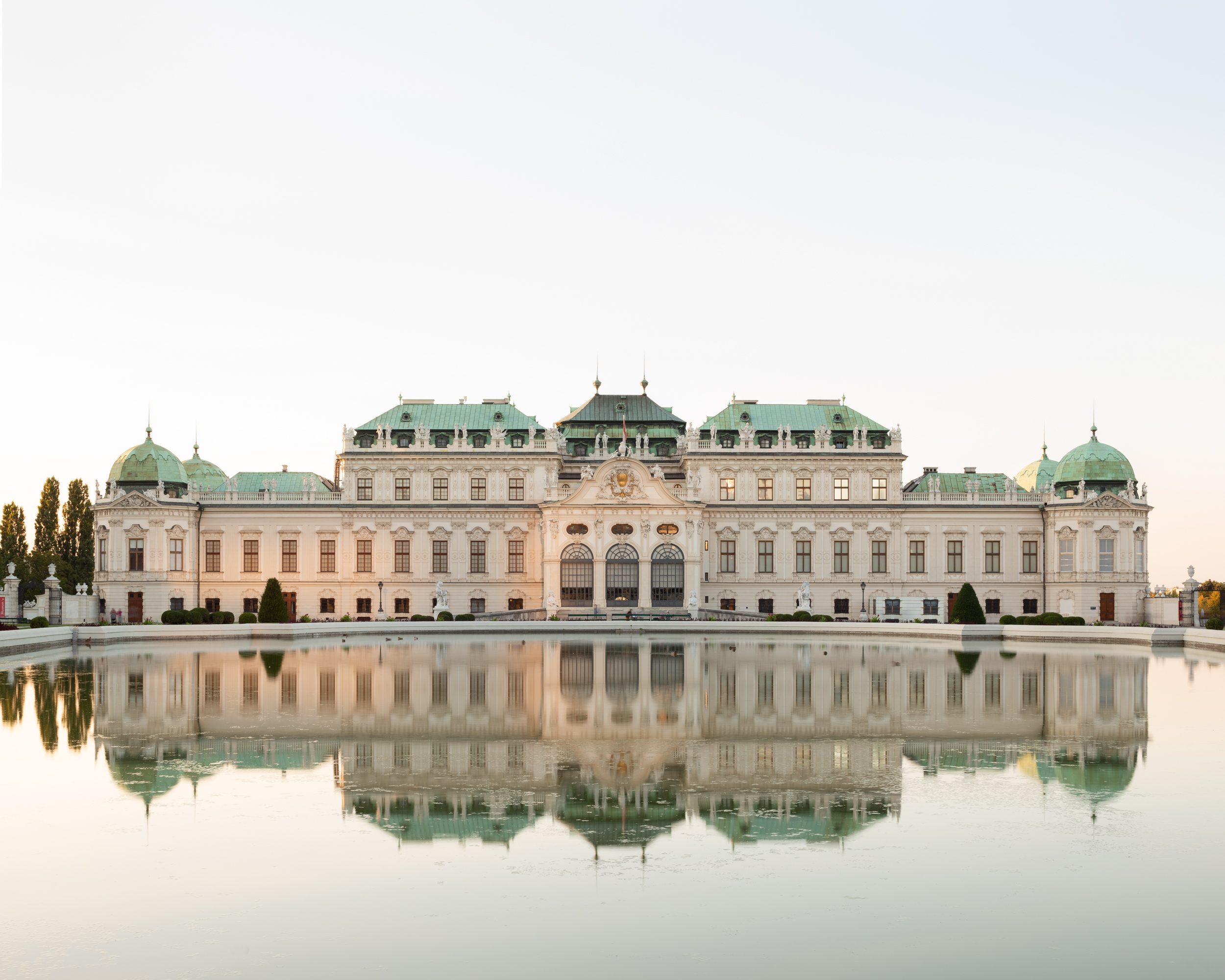 Visit   Belvedere Museum Vienna