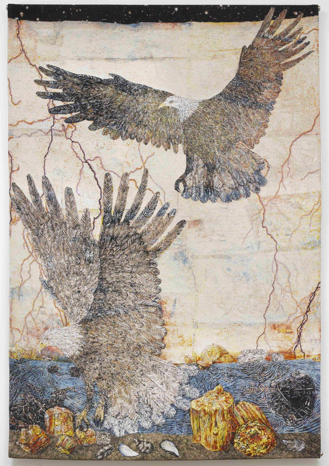 Kiki Smith, Guide Courtesy of the artist and Barbara Gross Galerie, Munich